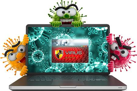 Limpieza de Virus y Malware