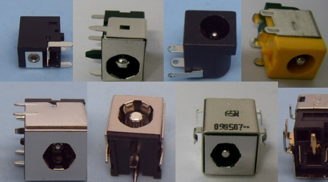 Reparación Conectores de Carga de Portátil